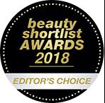 Beauty Shortlist Awards 2018 - Editors Choice