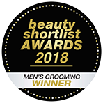Beauty Shortlist Awards 2018 - Winner - Mens Grooming