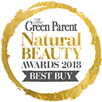 The Green Parent - Natural Beauty Awards 2018 - Best Buy