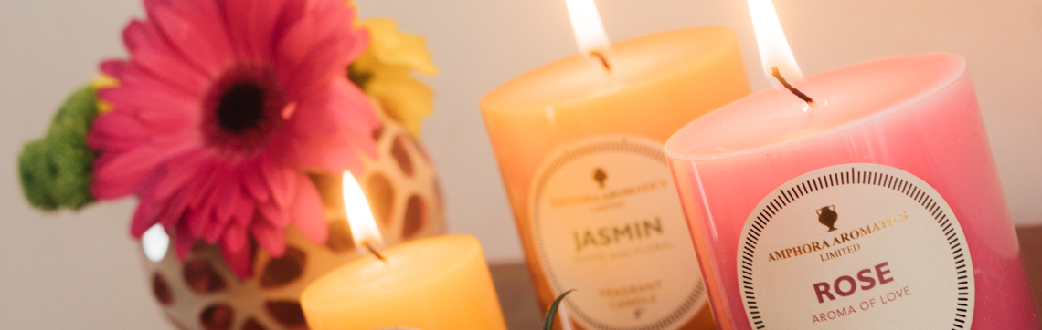 Fragrant Candles 3