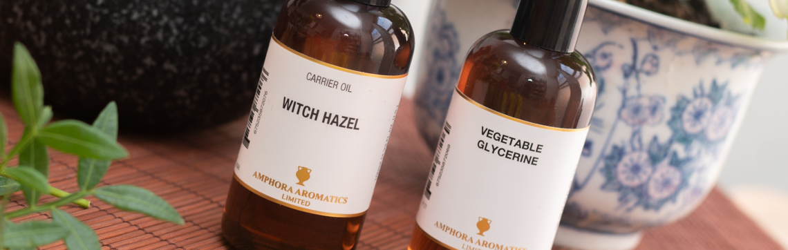 Vegetable Glycerine /Witch Hazel