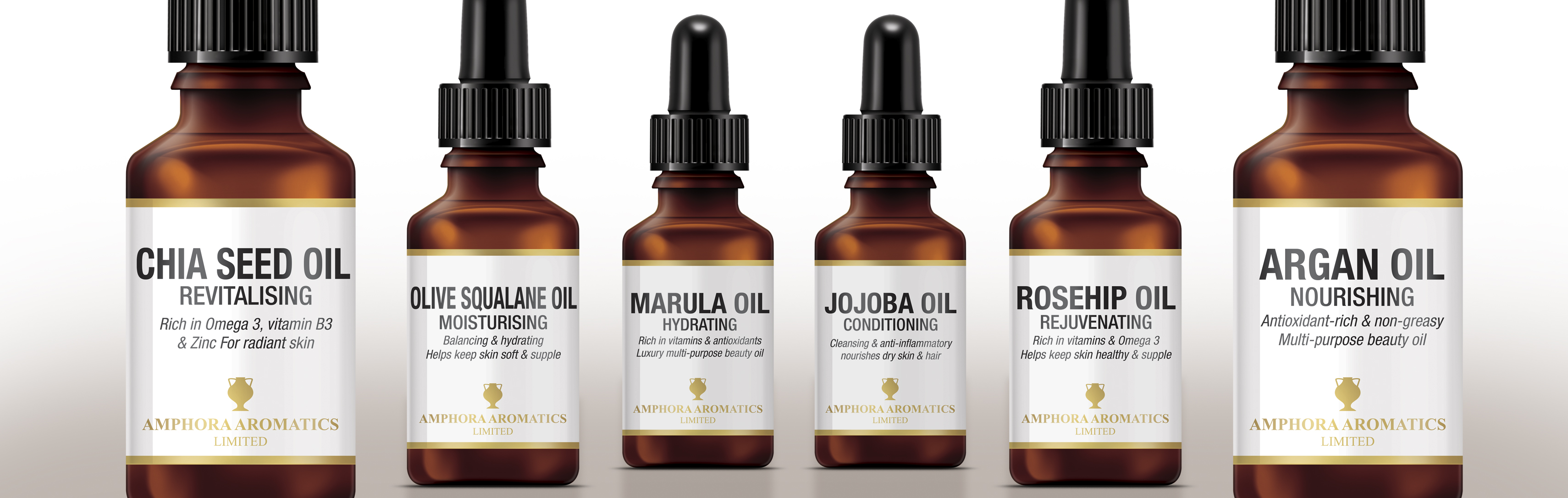 Multi-purpose Beauty Oils