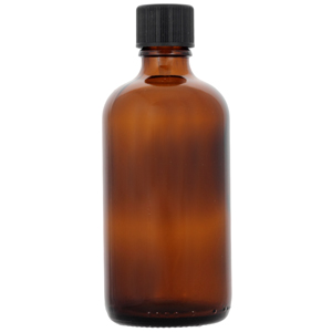 Amber Glass Bottle 100ml
