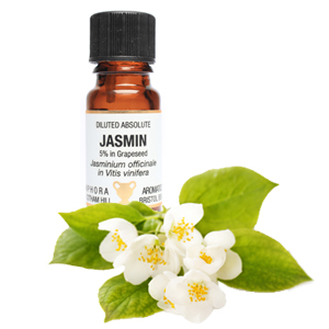 Jasmin Abs Diluted (5%) 10ml
