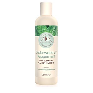 Cedarwood & Peppermint Liquid Conditioner 250ml AA Skincare