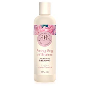 Peony, Bay & Brahmi Nourishing Conditioner. Single