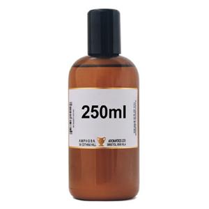 Plastic Amber Bottle 250ml
