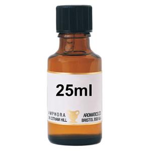 Amber Glass Bottle 25ml