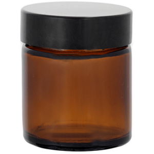 Amber Ointment Jar - 30ml