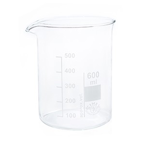 600ml Glass Beaker