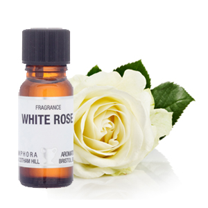 White Rose Fragrance 10ml