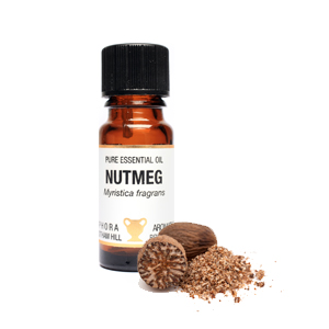 Nutmeg Essential Oil 10mls