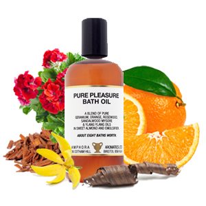 Pure Pleasure Bath Oil 100ml