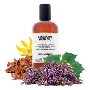 Sensuous Bath Oil 100ml