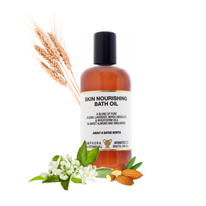 Skin Nourishing Bath Oil 100ml