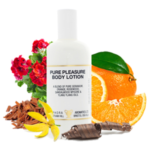 Pure Pleasure Body Lotion 100ml - Paraben Free