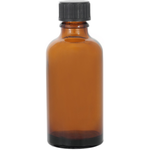 Amber Glass Bottle 50ml