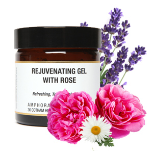 Rejuvenating Gel with Rose 60ml