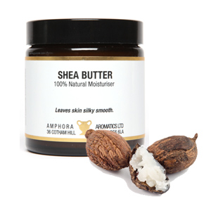 Whipped Shea Butter (Plain) 120ml
