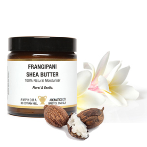 Whipped Frangipani Absolute Shea Butter 120ml