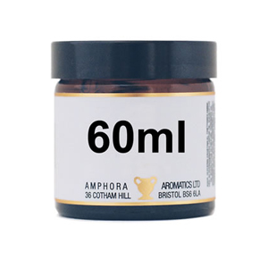 Amber Ointment Jar - 60ml