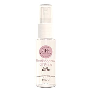 Frankincense & Rose Face Toner - 50ml AA Skincare