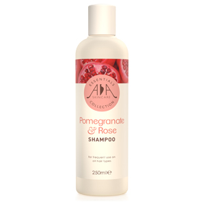 Pomegranate & Rose Shampoo 250ml AA Skincare