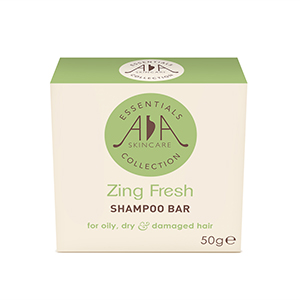 Zing Fresh Shampoo Bar 50g