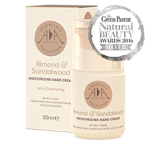 Almond & Sandalwood Moisturising Hand Cream 50ml Single
