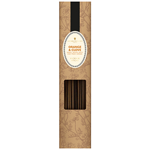 Orange & Clove Incense Sticks