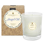 Angel Oil -  40hr Pot Candle