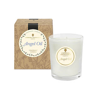 Angel Oil Mini Pot Candles