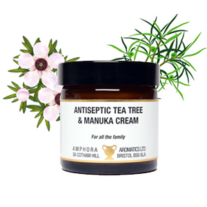 Tea Tree & Manuka Cream 60ml
