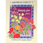Aromatherapy Simply For You by Marion Del Gaudio Mak.