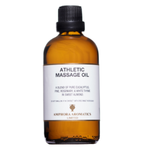 Athletic Massage Oil 100ml - Glass