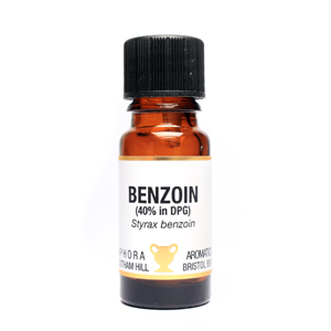 Benzoin Essential Oil (In DPG) 10mls