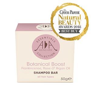 Botanical Boost Shampoo Bar 50g - AA Skincare