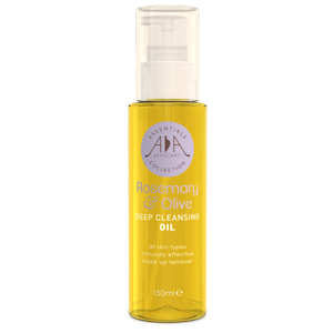 Rosemary  & Olive Deep Cleansing Oil 150ml Single