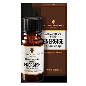 Energise Aromatherapy Blend (Stimulating) 10ml