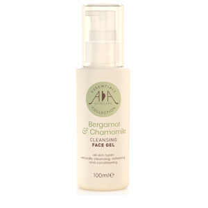 Bergamot & Chamomile Cleansing Face Gel 100ml Single