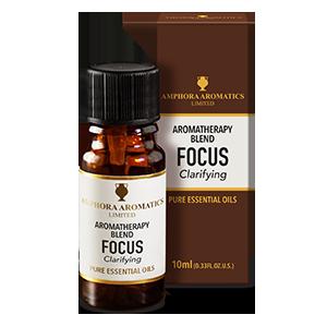 Focus Aromatherapy Blend (Clarifying) 10ml
