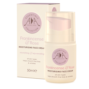 Frankincense & Rose Moisturising Cream 50ml Single