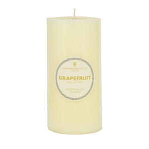Grapefruit Candle 6 x 3 (Single)