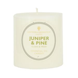 Juniper & Pine Candle 3 X 3 (Single)