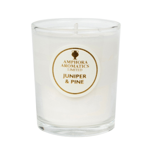 Juniper & Pine Mini Pot Candle.
