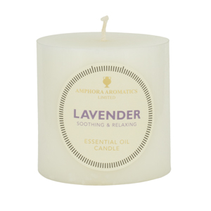 Lavender Candle 3 x 3 (Single)