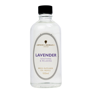 Reed Diffuser Refill Pack 100mls - Lavender.