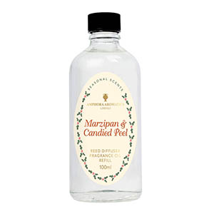 Reed Diffuser Refill Pack 100ml - Marzipan & Candied Peel