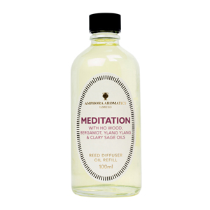 Reed Diffuser Refill Pack 100mls - Meditation.