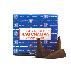Nag Champa Cones - Single